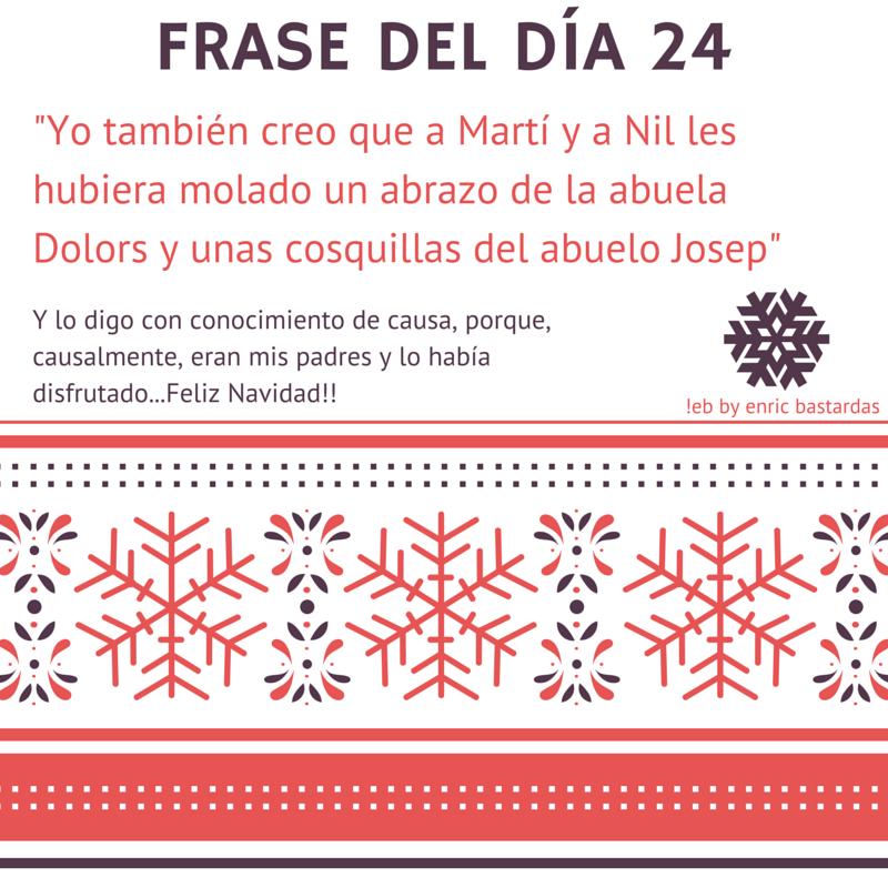 Día 24se Ha Terminado El Calendario Las Personitas Creativas